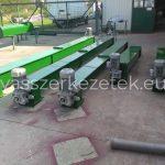 acélszerkezetek gyártása