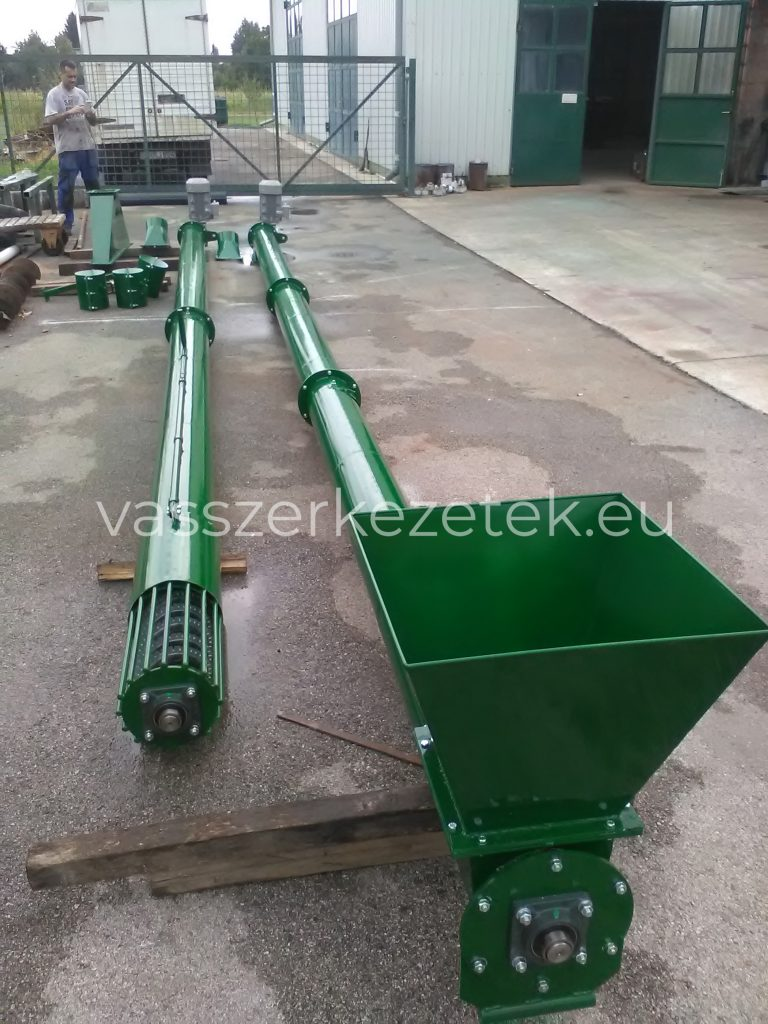 mezőgazdasági gépek vasszerkezetei