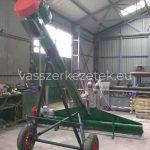 mezőgazdasági gépek vasszerkezete
